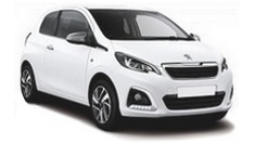 peugeot car hire at stansted